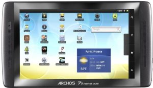 Archos 7 im Tablet Test