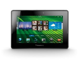 BlackBerry PlayBook Tablet Test