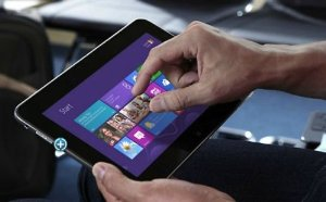 Dell XPS Tablet Test