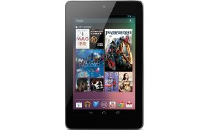 Google Nexus Tablet Test