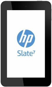 HP Slate7 Tablet Test