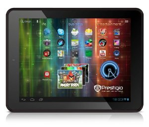 Prestigio MultiPad Pro Tablet Test