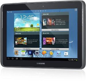 Samsung Galaxy Note Tablet Test